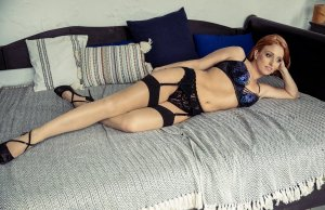 Mauricette erotic massage & call girl